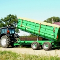 Grūdų puspriekabė, grųdų priekaba, priekaba grūdams, puspriekabė grūdams, traktorinė puspriekabė, traktorinė priekaba, traktorinės puspriekabės, traktorinės puspriekabės, nauja grūdų puspriekabė, nauja grūdų priekaba, žemės ūkio pus